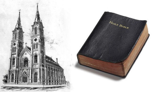 The Church or the Bible